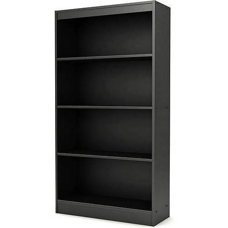 South Shore Smart Basics 4-Shelf Bookcase, Multiple Finishes
