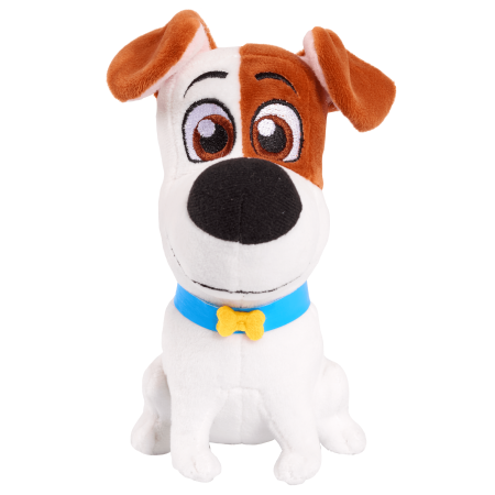 Secret Life of Pets 2 Small Plush - Max (Good Small Pets For 8 Year Olds)