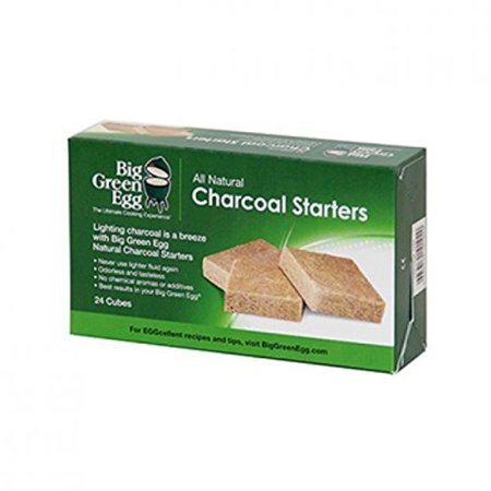 Big Green Egg All Natural Charcoal Starters - 24