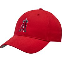 Fan Favorite Los Angeles Angels '47 Basic Adjustable Hat - Red - OSFA