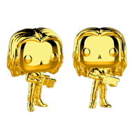 Funko Pop! Marvel: Marvel Studios 10 - Gamora (Chrome Gold)