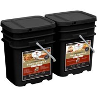 Wise Company Combination Breakfast/Entree & Soup Emergency Food Supply Kit, 240 pc