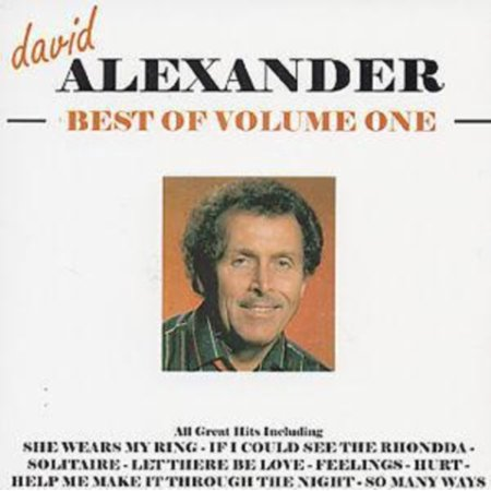 BEST OF DAVID ALEXANDER VOL.1, THE (20 GREAT (Alexander The Great Best Friend)