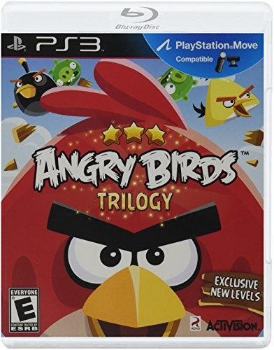 Angry Birds Trilogy Playstation 3 by