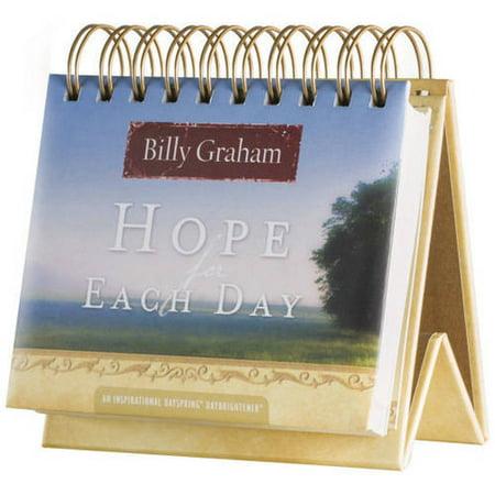Perpetual Desk Calendar - DaySpring Perpetual Calendar Billy Graham DayBrightener, P1