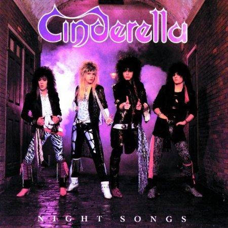 Cinderella - Night Songs [CD]