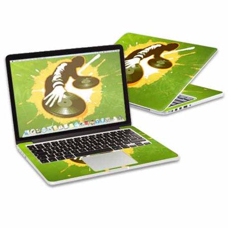 Skin Decal Wrap For Apple Macbook Pro 13  Retina Sticker Sonic Dj