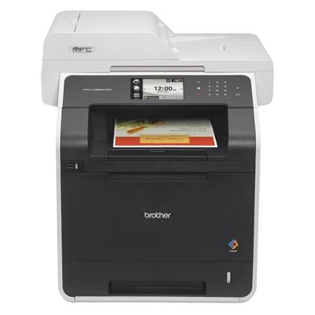 BROTHER BRTMFCL8850CDW All-In-One Printer,32 ppm,20-11/16inH G0547261