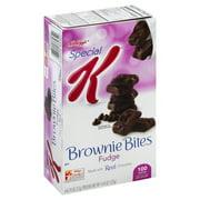 Kellogg's Special K 100 Calories Fudge Mini Brownies, 4.44 Oz., 6 Count
