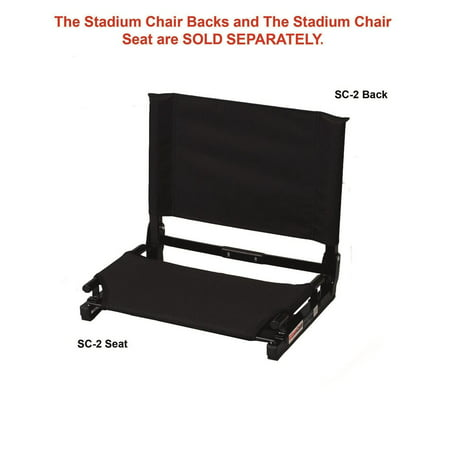 The Stadium Chair Folding Stadium Chair Back