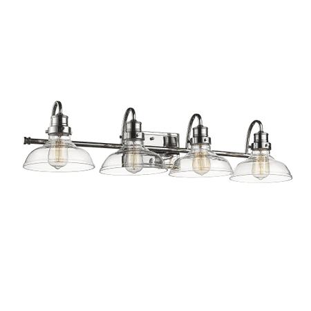 Large Four Light Vanity - Millennium Lighting 2314 4 Light 35