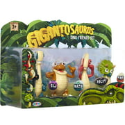 Gigantosaurus Rocky, Bill, Tiny & Mazu Mini Figure 4-Pack