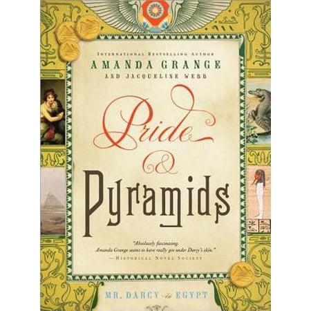 Pride and Pyramids: Mr. Darcy in Egypt - eBook