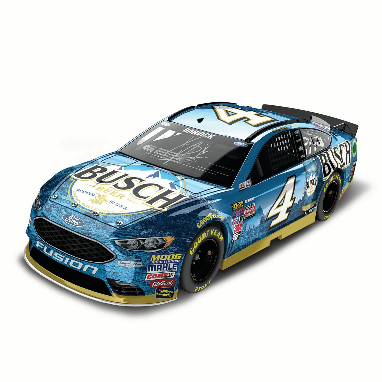 Kevin Harvick Action Racing 2017 #4 Busch 1:24 Monster Energy Nascar Cup Series... by Lionel LLC
