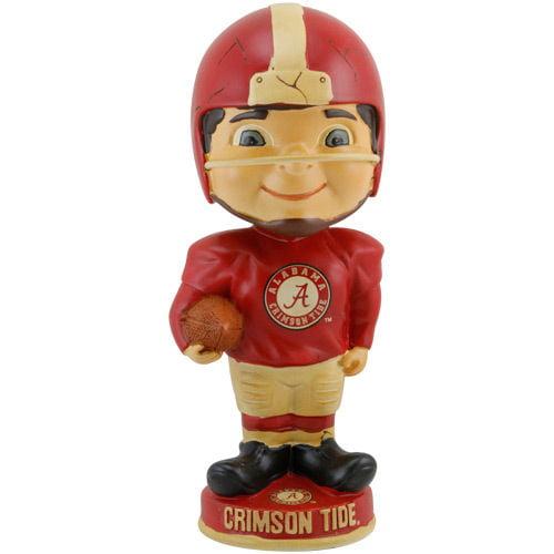 Alabama Crimson Tide Vintage Player Bobblehead