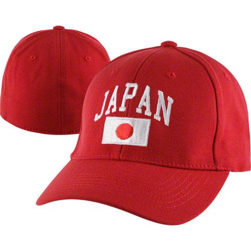 Team Japan Stretch Fit Hat