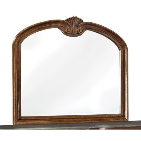 Ashley Balinder Bedroom Mirror In Medium Brown