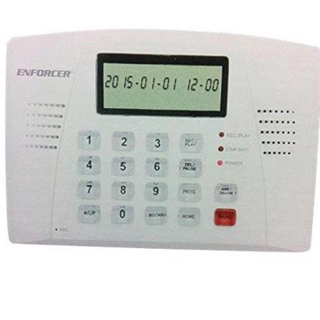 Seco-Larm 82-967 Security System Auto Voice Dialer