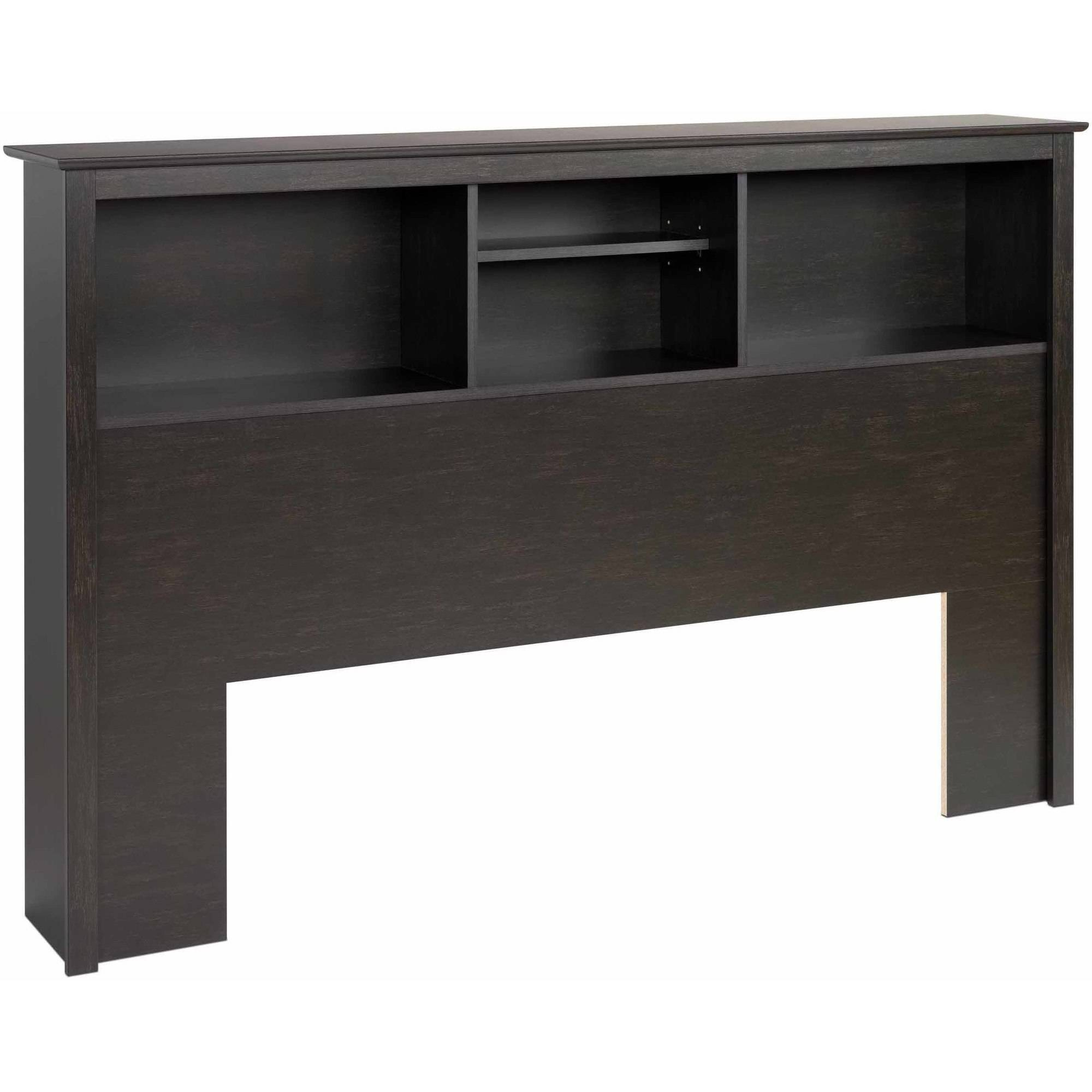 Sonoma Double/Queen Bookcase Headboard, Multiple Finishes
