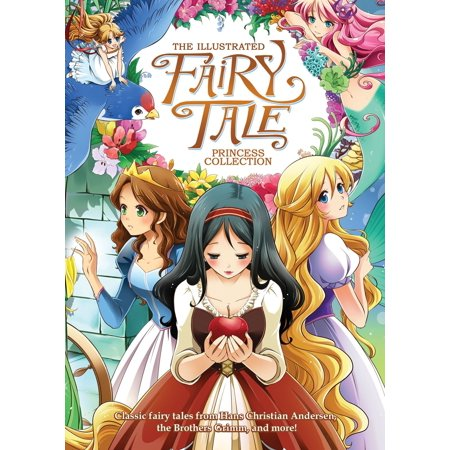 The Illustrated Fairy Tale Princess Collection