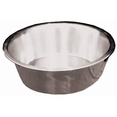 Lindy S 48120 12 Quart Stainless Steel Flat Bottom Dish Pan