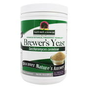 Nature's Answer - Brewer's Yeast Saccharomyces Cerevisiae - 16 oz.