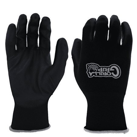 Gorilla Grip No Slip Gloves, X-Large, 25054-08