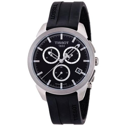 Tissot Men's Titanium Watch Quartz Sapphire Crystal T0694174705100