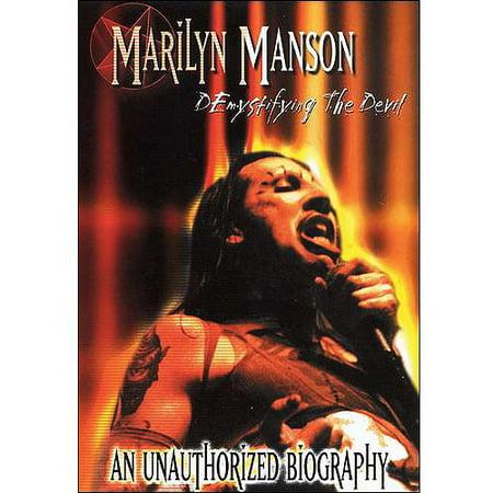 Marilyn Manson: Demystifying The Devil (Full Frame)