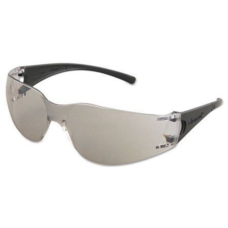 Jackson Safety* Element Safety Glasses, Black Frame, Indoor/outdoor Lens