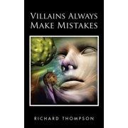Villains Always Make Mistakes - eBook