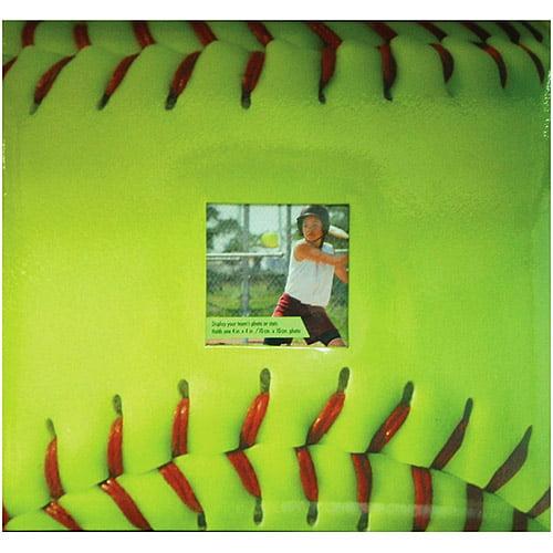 Sport & Hobby Postbound Album 12''X12'', Fast Pitch