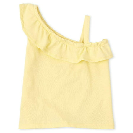 The Childrens Place Baby Girls Matchable Tops, Sun, 4T The Childrens Place Baby Girls Matchable Tops, Sun, 4T
