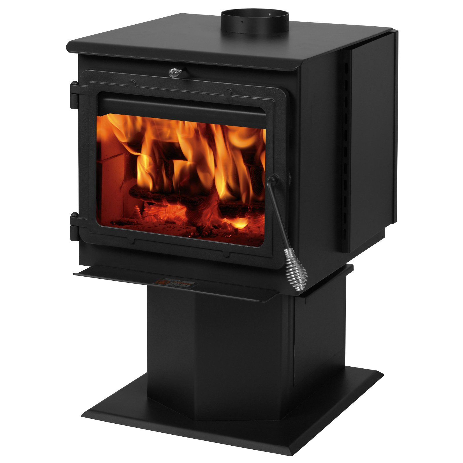 Summers Heat Smartstove Wood Burning Stove