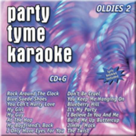 Party Tyme Karaoke: Oldies 2 (CD) (Karaoke Cd Oldies)