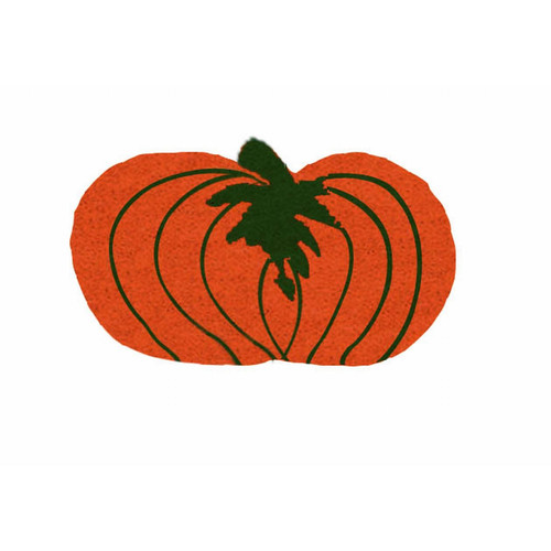 Geo Crafts, Inc Pumpkin Shaped Doormat