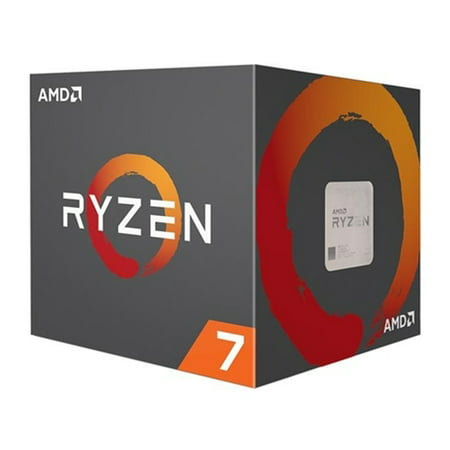 AMD RYZEN 7 1700 8-Core 3.0 GHz (3.7 GHz Turbo) Socket AM4 65W YD1700BBAEBOX Desktop