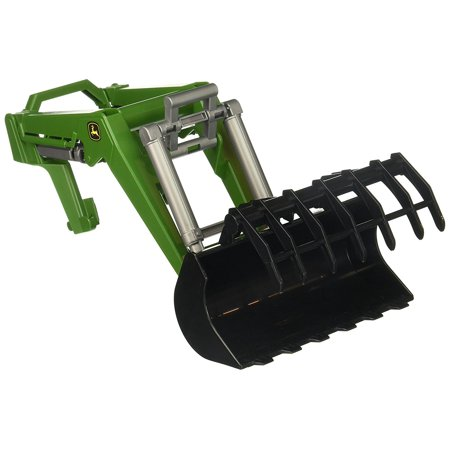 Bruder John Deere Front Loader for 03000 Tractor Series, Made in Germany By Bruder Toys ()