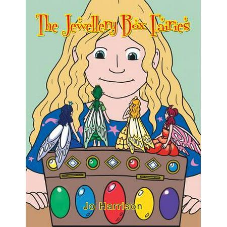 The Jewellery Box Fairies - eBook