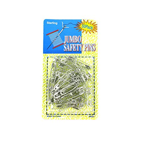 Jumbo Safety Pins | Walmart Canada