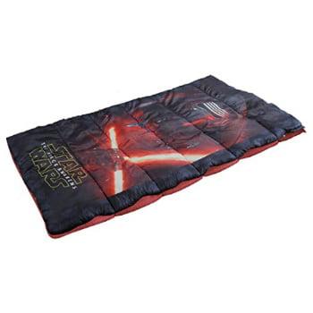 Star Wars 7 The Force Awakens kids camp sleeping bag