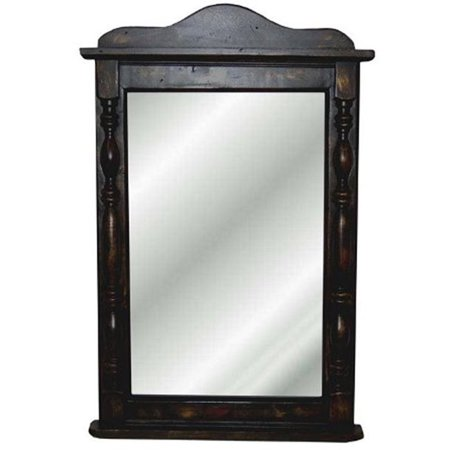 Hickory Manor HM6533BY Columbus BY Blackberry Decorative Mirror