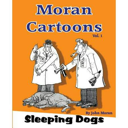 Moran Cartoons : Sleeping Dogs