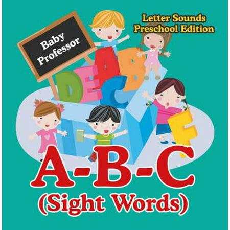 Letter U Crafts For Preschool (A-B-C (Sight Words) Letter Sounds Preschool Edition -)