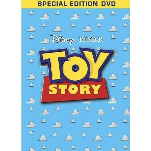 TOY STORY (SPECIAL EDITION) (DVD/WS/SP-FR-SUB)