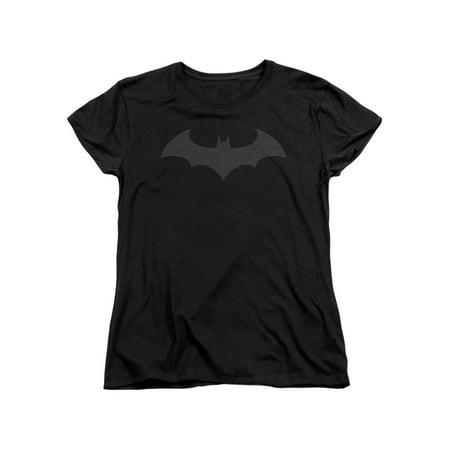 Batman DC Comics Hush Logo Women's T-Shirt - Female Batman Shirts