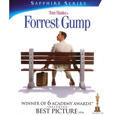 Forrest Gump (Blu-ray) (Forrest Gump Outfit)