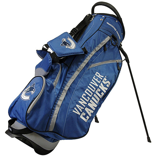 Team Golf NHL Vancouver Canucks Fairway Golf Stand Bag