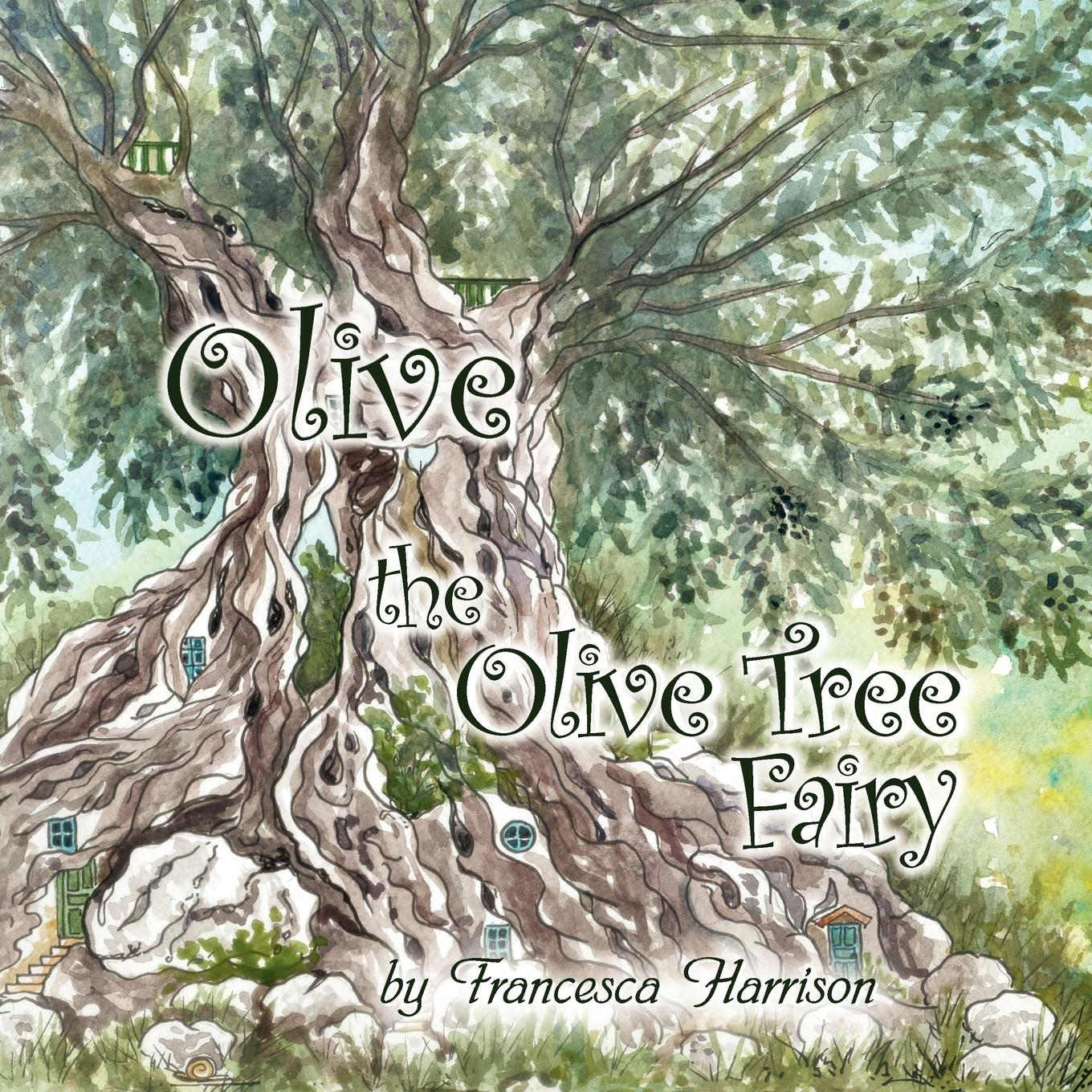 Olive the Olive Tree Fairy (Paperback)