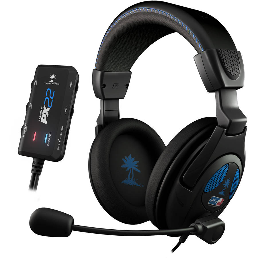 Turtle Beach PS3 Ear Force PX22 Headset, Refurbished